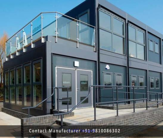 Prefabricated Structure Manufacturer in Delhi Edmonton, Alberta, Canada Annonces Classées